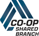 Co-ip Credit Union Shared Branch Logo